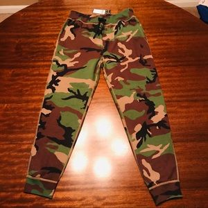 Brand NWT Polo by Ralph Lauren Camo Joggers